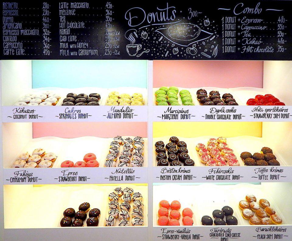 05 Fánki Donuts