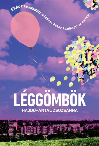 Léggömbök_cover