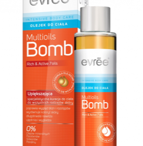 EVRÉE Multioils Bomb testolaj – Krémvarázs
